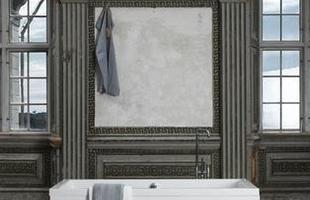Associada a joias requintadas, a casa de cristais, através da Swarovski Elements, setor mais voltado ao design de interiores, apresenta a nova coleção de papéis de parede que, claro, prima pelo luxo.