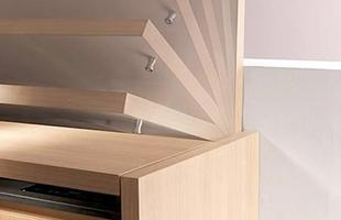 A ideia é redefinir o conceito de cozinhas compactas e associar as características de um ambiente grande: estética, funcionalidade e qualidade.