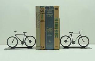 As bicicletas podem decorar qualquer canto da casa