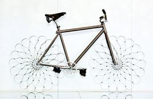 As bicicletas são ótimas opções, principalmente para quem deseja reutilizar