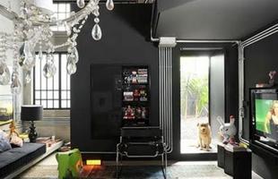 O minimalismo é uma das influências dessa tendência que já reflete no aumento das opções de tonalidades escuras dos pisos