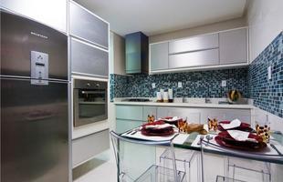 Pastilhas estão substituindo o azulejo - são de fácil aplicação e podem decorar qualquer lugar da casa