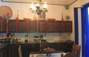 No interior das casas é possível notar, além da beleza, a inteligência da arquitetura do século 18