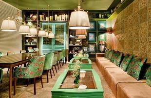 O charme se encontra no espaço Champagneria da decoradora Ednara Braga e do arquiteto Flávio Paraguassú