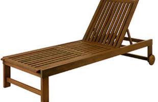 Chaise-longue Rob: Perfeitas para aproveitar cada minuto do banho de sol, as sugestões de chaise-longue Leblon Rob contam com três níveis de inclinação, dois encostos reversíveis - utilizados de forma alternada ou conjunta - e a opção de se usar com ou sem almofada.