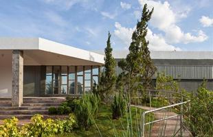 Jardim da Fachada/Paulo Prata