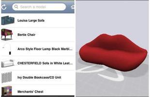 Mydeco: testar se aquele sofá lindo vai ficar bem na sua sala agora é fácil. Com o Mydeco você pode tirar fotos do ambiente real e aplicar a imagem de algum objeto do catálogo. Depois de projetado é possível compartilhar a imagem 3D nas redes sociais. Compatível com iPad, iPhone e iPod Touch.