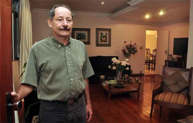 O economista Geraldo Roberto Fernandes Soares disse que gostou do que viu quando optou por comprar um apartamento usado