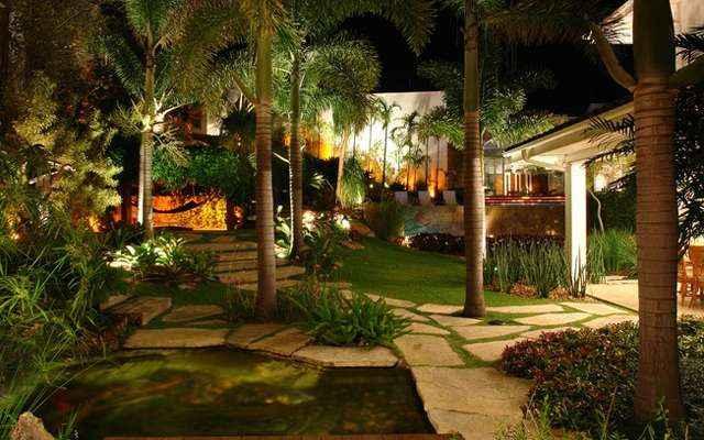 iluminacao para jardim externo : iluminacao para jardim externo:Na hora de criar ou renovar o paisagismo é fundamental criar um