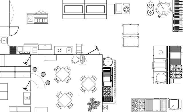 Ferramenta proporciona o máximo de informações não só sobre o portfólio de produtos, mas também sobre a estrutura de uma cozinha industrial completa - Divulgação/Cozil