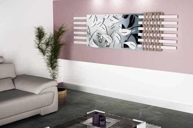 Adornos nas paredes servem para enfeitar os ambientes e deixá-los mais bonitos e harmoniosos conforme o estilo e bom gosto de cada espaço - Divulgação/Deguile