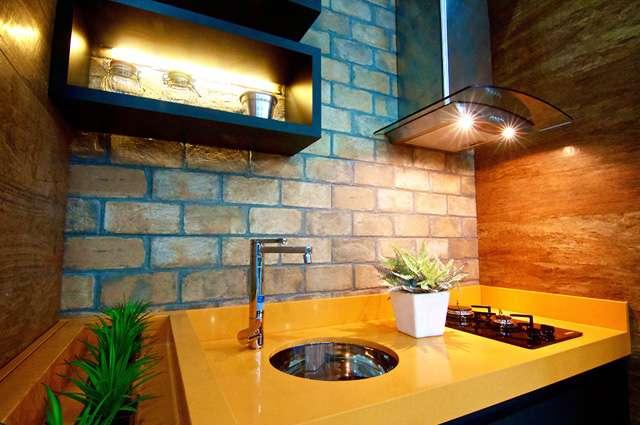 Silestone conquista pela durabilidade e variedade de cores e texturas, além da possibilidade de aplicação em diferentes ambientes - Dilvulgação/Claramar
