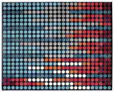 Tapete da Oppa (150cm x 200cm), de R$ 599 por R$ 499  - Divulgação/Oppa