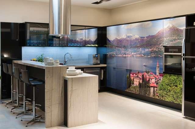 Proposta de móveis planejados personalizados tem como objetivo adequar a composição da cozinha à vida moderna, sem abrir mão da funcionalidade  - Divulgação/Evviva