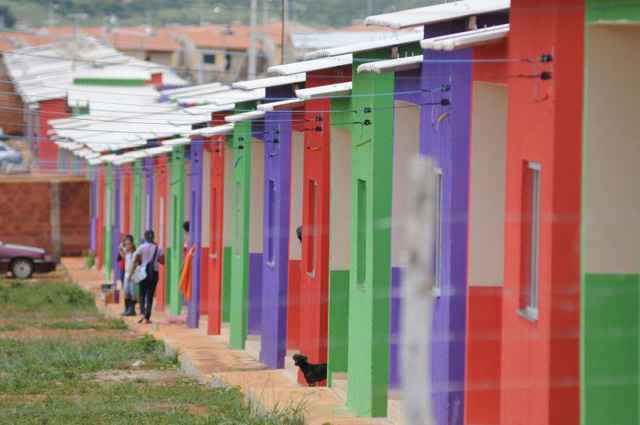 O Estatuto do Idoso prevê a destinação desse porcentual de imóveis a idosos em conjuntos construídos por governos ou com recursos públicos - Kléber Lima/CB/D.A Press