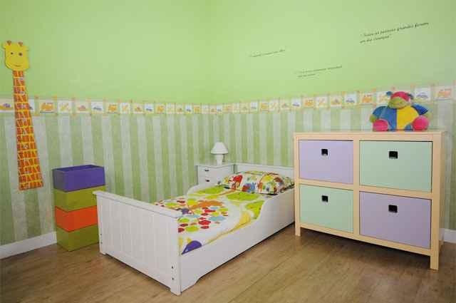 Na tendência faça você mesmo, uma boa opção é renovar com criatividade, utilizando as próprias mãos na transformação do quarto infantil - Coral Tintas/Divulgação