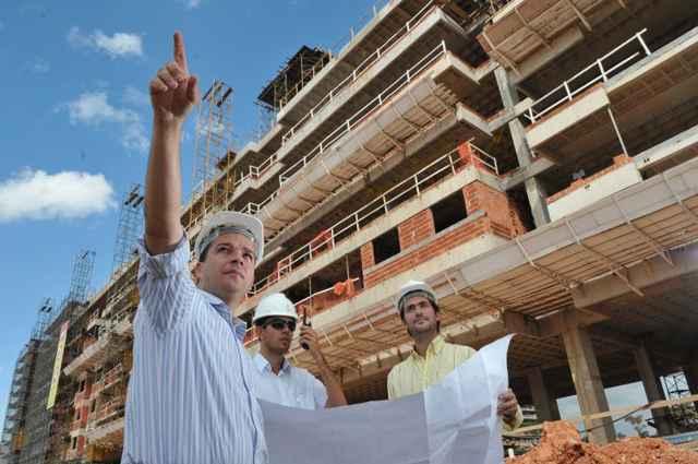 De acordo com o levantamento feito pelo CAU/BR, o Distrito Federal foi a região que teve o maior aumento na quantidade de registros: 88% - Gustavo Moreno/CB/D.A Press