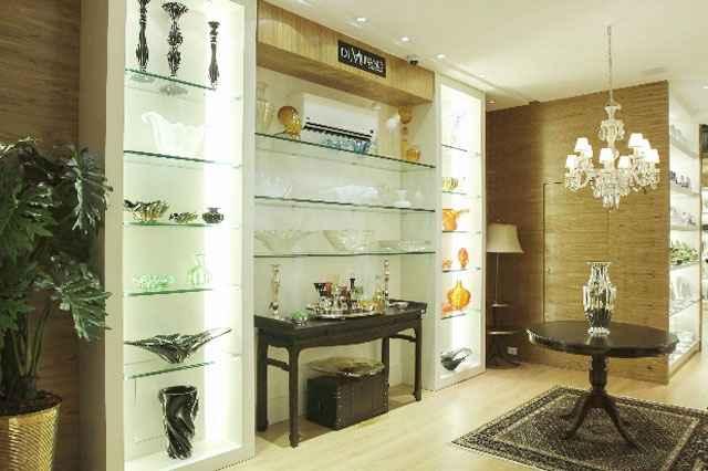 Lojas especializadas no segmento de decoração valorizam cada vez mais o novo, com propostas diferenciadas - Nardim Júnior/Divulgação