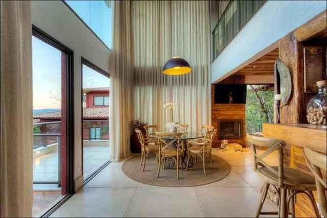 O piso combina com todos os elementos, podendo ser usado com resina fosca ou receber polimento para dar brilho e requinte - Divulgação/Preall