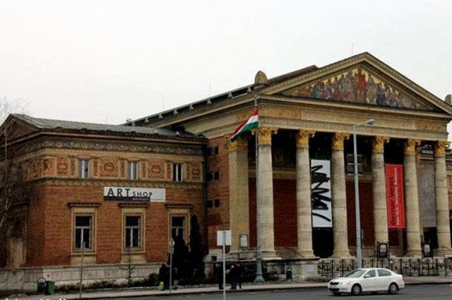 Com o novo projeto para o museu o intuito é promover uma completa renovação da área verde do Parque do Centro de Budapeste - Reprodução Internet/andarilhos.com