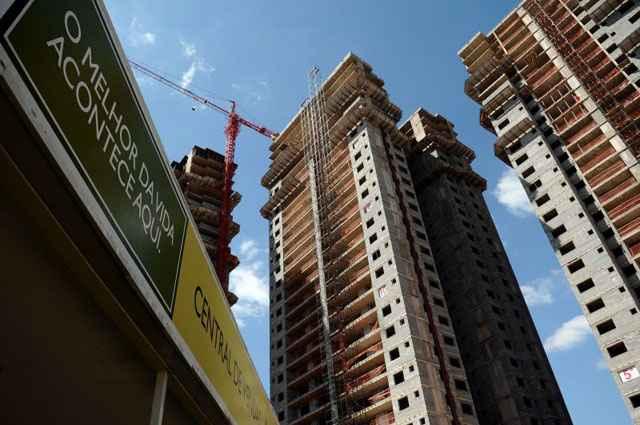 Em 2013, foi a provado o Conselho Monetário ampliou o limite para comprar imóvel com recursos do FGTS, pelo Sistema Financeiro de Habitação - Monique Renne/CB/D.A Press