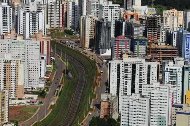 Os três indicadores que compõem o IGP-M apresentaram taxas mais elevadas que no mês anterior - Daniel Ferreira/CB/D.A Press