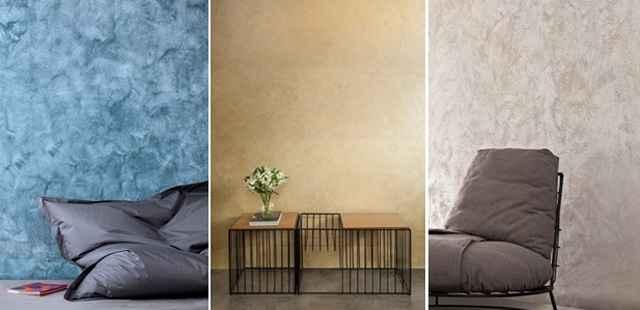 As pinturas decorativas da linha têm fácil aplicação, secagem rápida e efeito instantâneo - Divulgação/Bricolagem Brasil