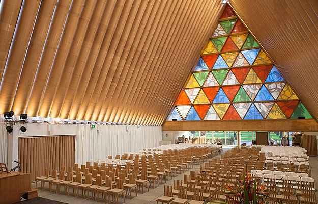Divulgação/Shigeru Ban Architects