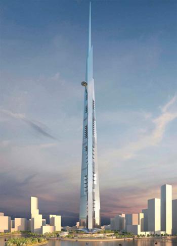 Divulgação/Kingdom Tower