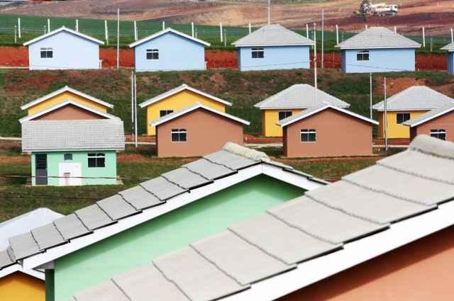 O Minha Casa, Minha Vida financia moradias para famílias com renda até R$ 5 mil por mês - Divulgação/Ministério das Cidades