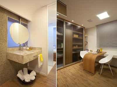 Confira as vantagens de cada piso para cada ambiente