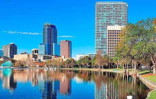 Orlando é um dos destinos mais procurados pelos brasileiros que desejam comprar imóveis no exterior - Shutterstock