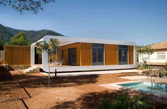 Ecological House/Reprodução