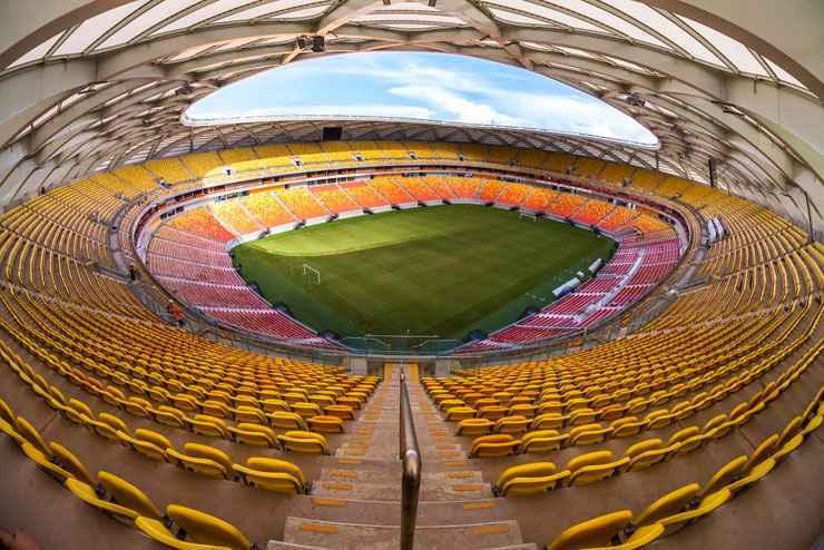 O estádio Castelão, em São Paulo, é um dos empreendimentos brasileiros com a certificação LEED de sustentabilidade  - Divulgação
