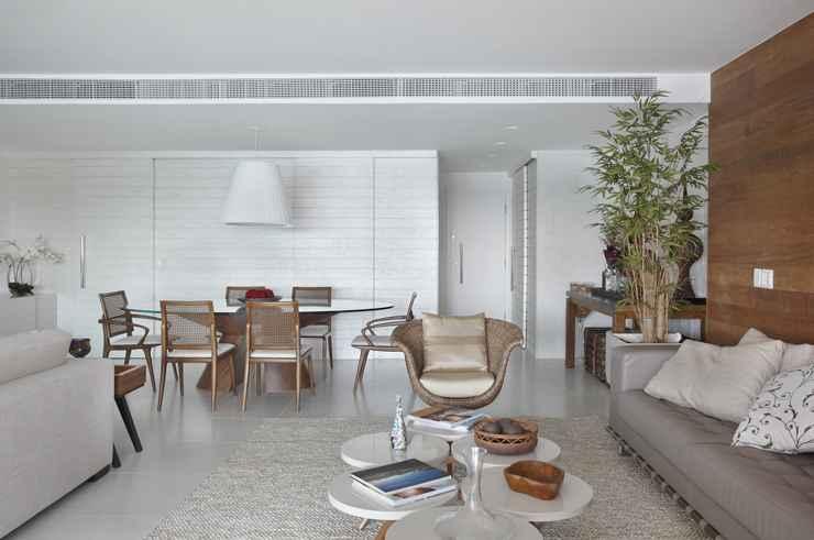 Projeto de arquitetura e decoração criado pela arquiteta Leila Dionizios. - Divulgação