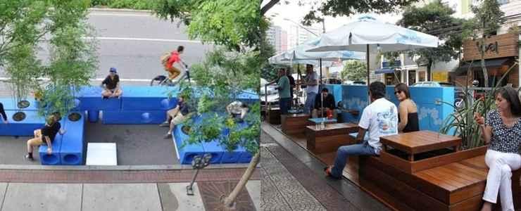 Paradas Cariocas, no Rio de Janeiro (Brasil) - Reprodução Internet