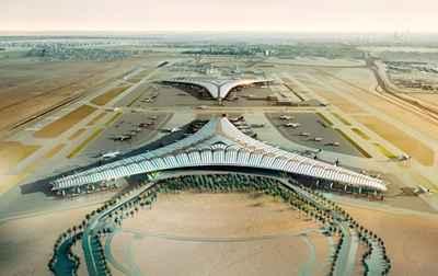 Aeroporto Internacional do Kuwait - Divulgação