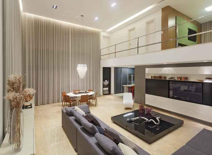 As profissionais do escritório Óbvio Arquitetura salientam a valorização significativa dos imóveis que apostam nesse tipo de recurso arquitetônico  - Henrique Queiroga