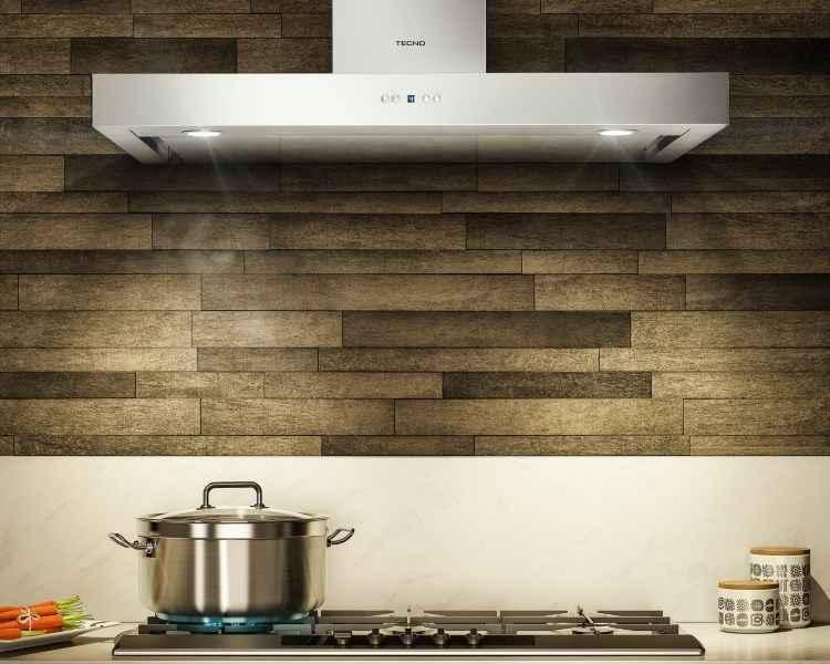 Coifas são pecas fundamentais para conquistar elegância e ar mais agradável na cozinha - Lofra/Divulgação