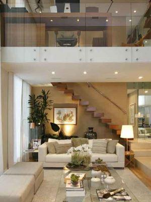 Projeto com uso de vidro dá um tom de elegância e sofisticação ao ambiente - Idea Glass/Divulgação