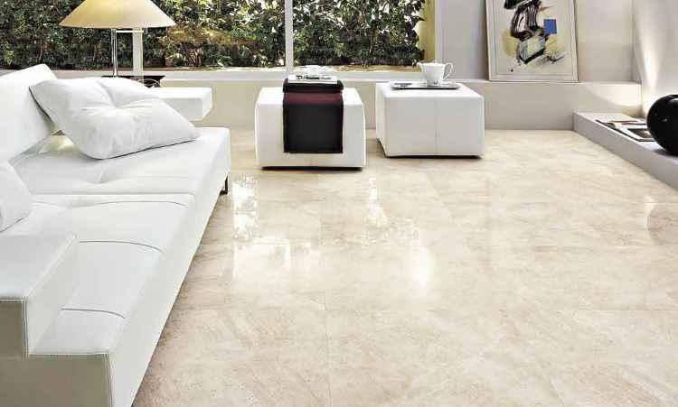Instalação de pisos de mármore ou granito deve ser feita por profissionais especializados  -