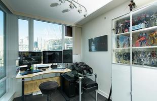 Cantinhos para trabalho e estudo podem ser montados dentro do quarto ou em algum canto estratégico da casa
