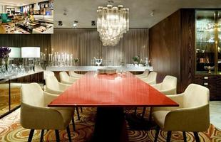 Bela opção para sala de Jantar do designer de Interiores Genésio Maranhão