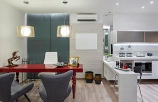 Apartamento e Trabalho/Célia Fernandes e Lenise Castellano
