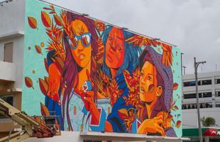 Mural do BSF em Porto Rico
