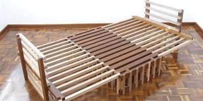 Aqui, a praticidade do berço que se faz cama, criação do romeno Horia Georgescu - Horia Georgescu/Divulgação