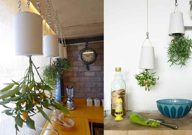 No Sky Planter, é possível plantar pimenta, manjericão, alecrim, entre vários outros tipos de plantas - 1-Duailibe Arquitetura/2-Reprodução