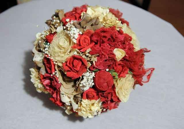 Bouquet de casamento é um dos itens mais procurados. Ele pode ser totalmente personalizado de acordo com a vontade do cliente - Adauto Cruz/CB/D.A Press
