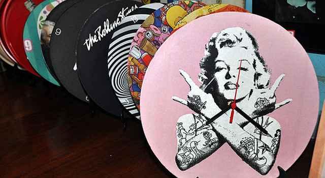 Arte pop em peças inusitadas faz sucesso entre os consumidores - Eduardo de Almeida/RA Studio