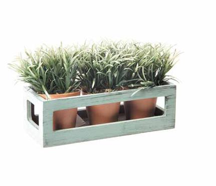 Planta Caladium Artificial Dongli, da Etna (R$ 39,99) -